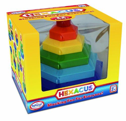 Amazon Plus Produkt - HCM Kinzel Popular Playthings 58122 - Hexacus 2,65 Euro