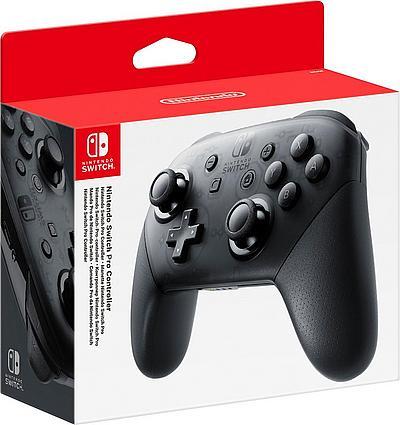 [Universal] Nintendo Switch Controller »Pro« (Lieferung an Hermes Paketshop oder Gratis Versand*)