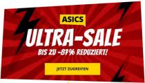 ASICS Sale bei Sportspar mit bis zu 80% Rabatt