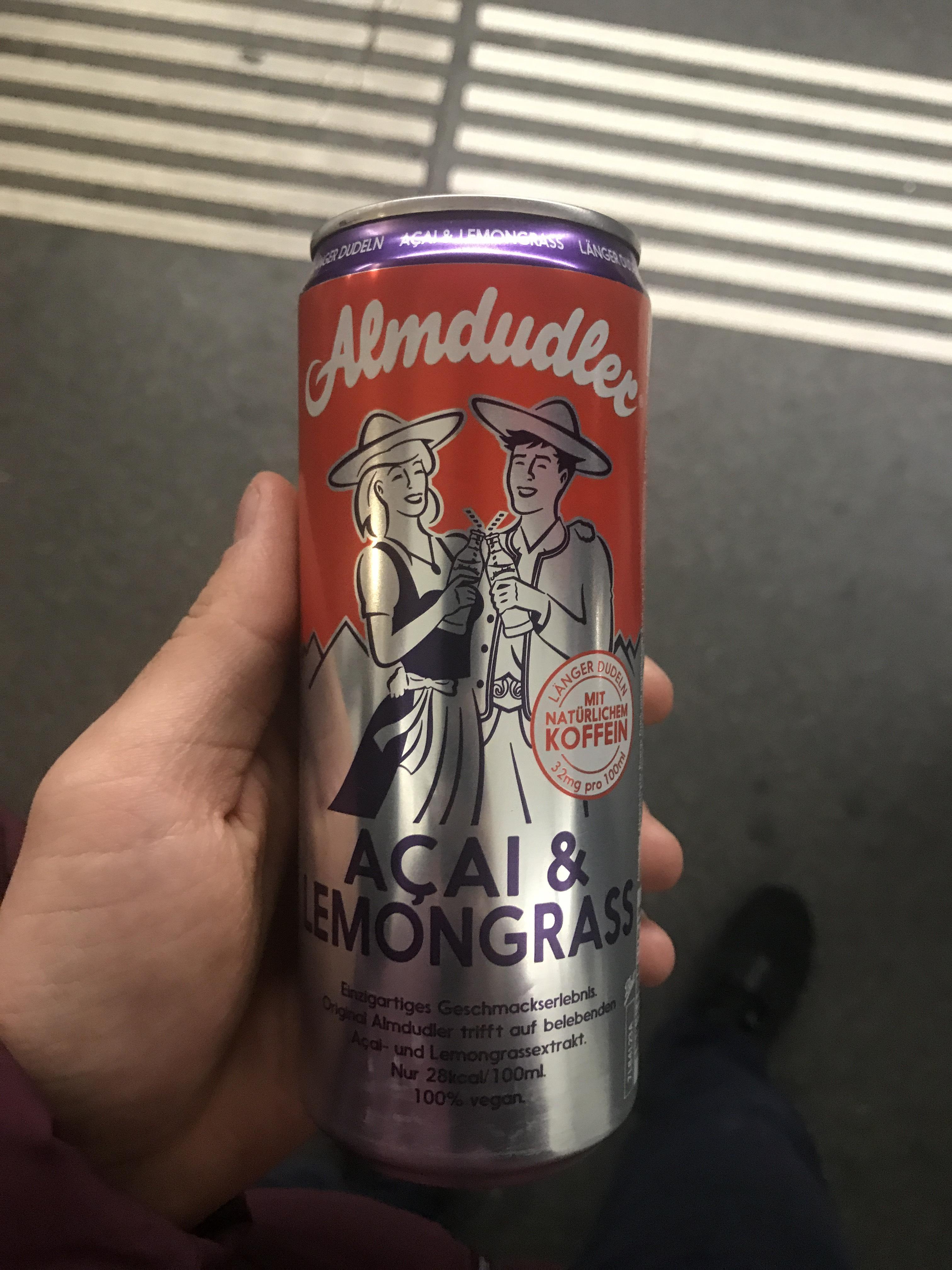 [Karlsplatz-Wien] Gratis Almdudler (mit Koffein)
