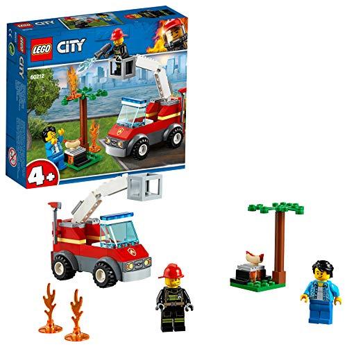 LEGO City Feuerwehr - Feuerwehr beim Grillfest (60212)
