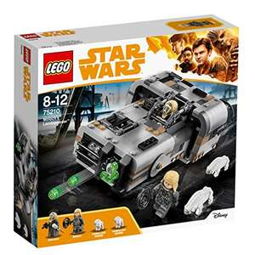 LEGO Star Wars Solo - Moloch's Landspeeder (75210)