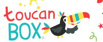 toucanBOX: Bastelbox zum Ausprobieren* für Mädchen und Jungen im Alter von 3-8 Jahren