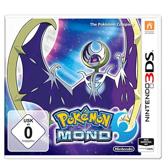 Pokémon Mond (Nintendo 3DS)