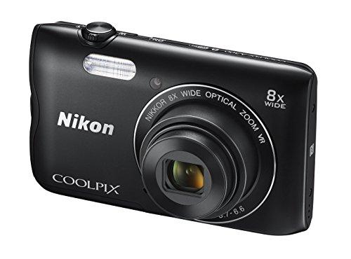 """Nikon Coolpix A300 Digitalkamera mit 20.1MP, CCD (1/2.3"""") Sensor"""
