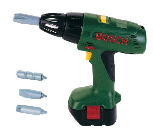Theo Klein 8402 - Bosch Spielzeug -Akku-Bohrmaschine