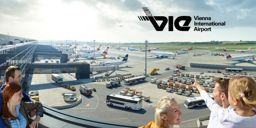 50% Rabatt auf Besuchertouren am Flughafen Wien