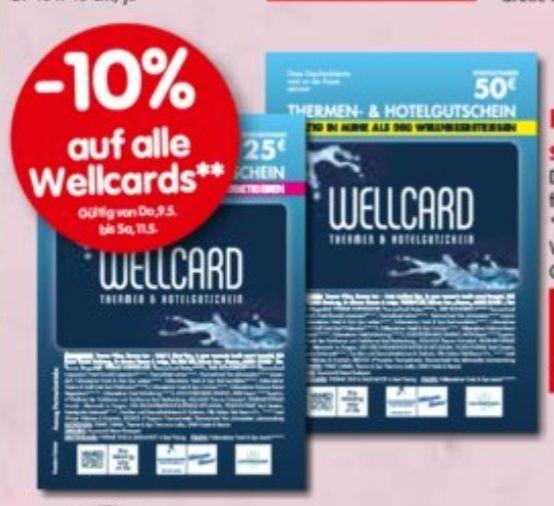Interpar: 10% auf Wellcard Gutscheine