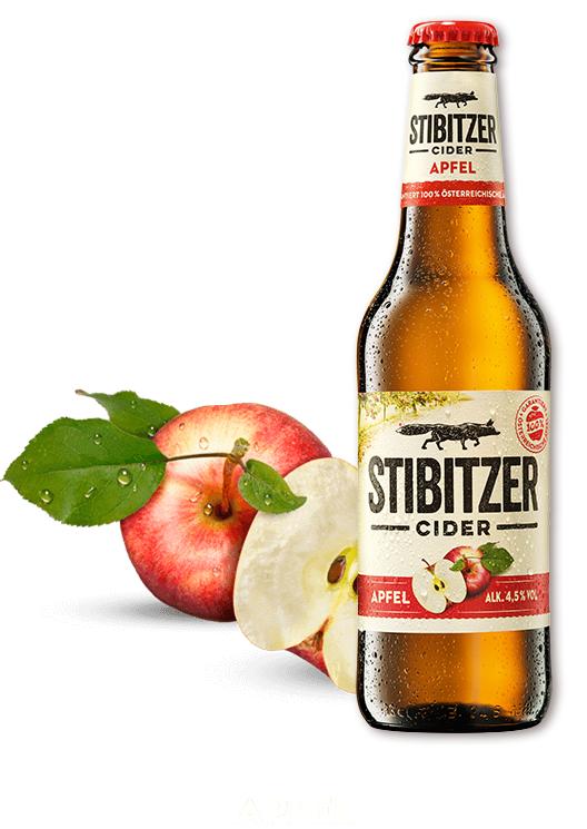 Stibitzer Cider 0,33L verschiedene Sorten