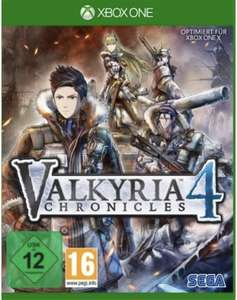 Valkyria Chronicles 4 für PlayStation 4 und Xbox One