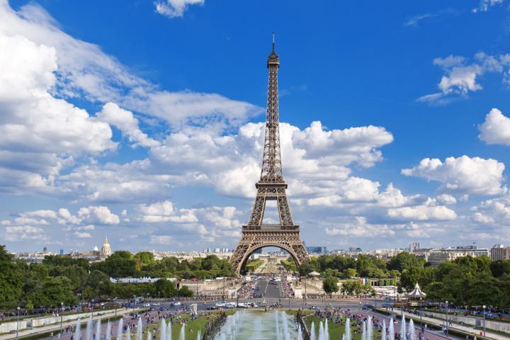 Flüge: Paris [Mai] Hin und Zurück von Wien nach Paris ab 19,98€