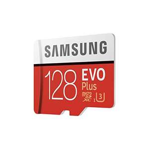 [Amazon.de Prime] Samsung EVO Plus microSDHC 128 GB Speicherkarte (bis zu 100 MB/s, UHS-I U3) für 18,15 Euro