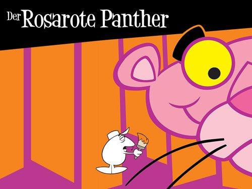 Der Rosarote Panther - komplette Staffel (= alle 82 Folgen zusammen um 6 euro KAUFEN)