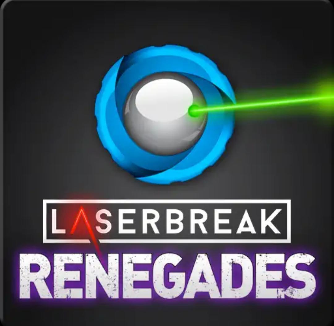 Laserbreak Renegades - 4,2 / 5 Sterne - 50.000+ Downloads