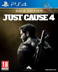 HD-Gameshop - Just Cause 4 - Gold Edition [PS4/XBOX]