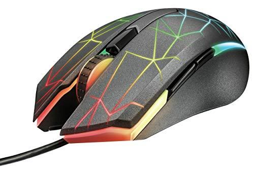 Trust Heron RGB LED Gaming Maus