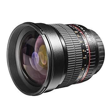 (Amazon.de) Walimex Pro 85mm 1.4 Objektiv für Canon EF für unter € 220,-