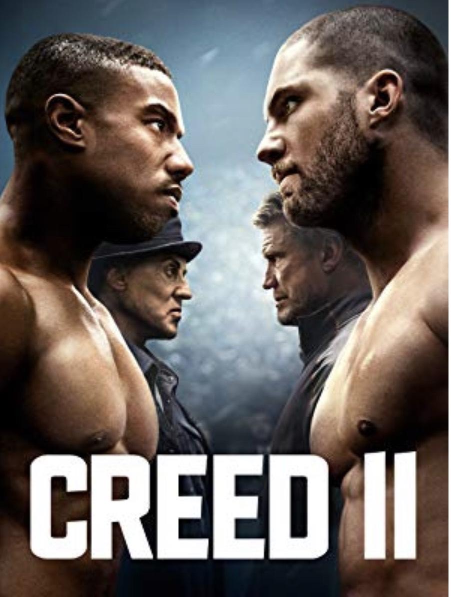 Creed 2 als Kauf in HD+(1080p Auflösung)