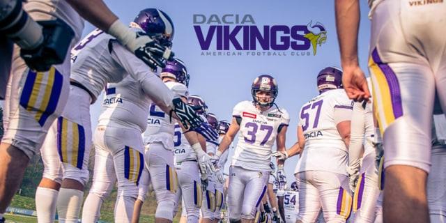 "2 Tickets - American Football - ""Dacia Vienna Vikings"" vs ""Steelsharks Traun"" - 23.06.2019"
