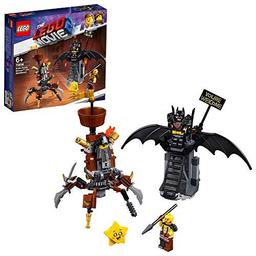 LEGO The Movie 2 - Einsatzbereiter Batman und EisenBart (70836)