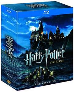 Harry Potter Blu-ray Collection, Teil 1 - 7.2