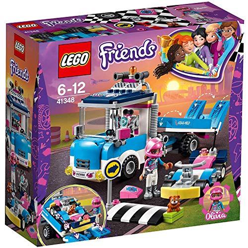 LEGO Friends - Abschleppwagen (41348)