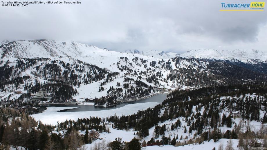 Gratis Skifahren am 18 u. 19 Mai auf der Turracher Höhe