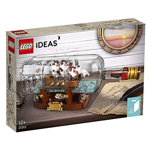 LEGO Ideas - Schiff in der Flasche (21313)