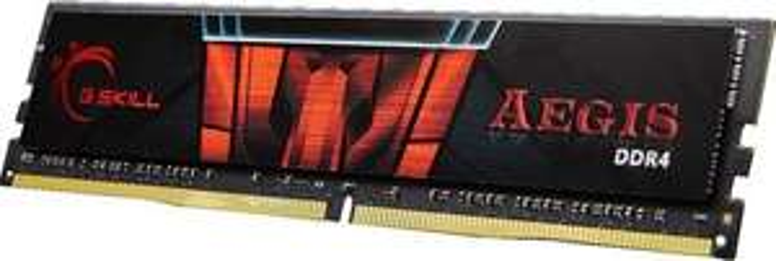G.Skill Aegis DIMM 8GB, DDR4-3000, CL16-18-18-38 (F4-3000C16S-8GISB)