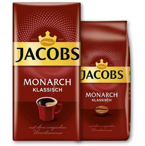 Jacobs Monarch Kaffee