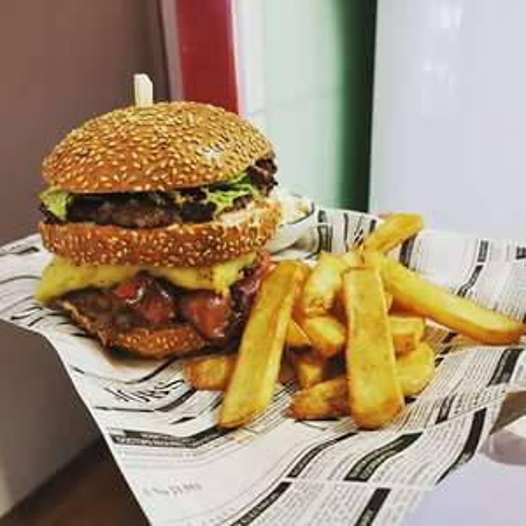 Gratis Burger bei Manzoni Burger&Steak im 1.Bezirk