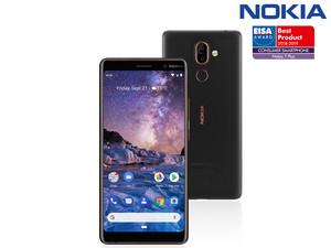 Nokia 7 Plus Smartphone (4 GB, Dual SIM)