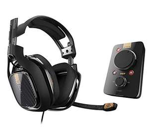 Astro Gaming A40 TR Audio System (ASTRO Gaming A40 TR Headset + MixAmp Pro TR Adapter) (PC/MAC/PS3/PS4)