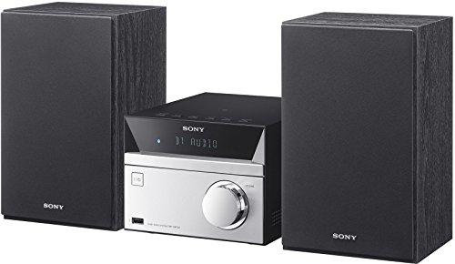 Sony CMT-SBT20 Kompaktanlage (USB, Bluetooth, NFC, CD-Player, Tuner)