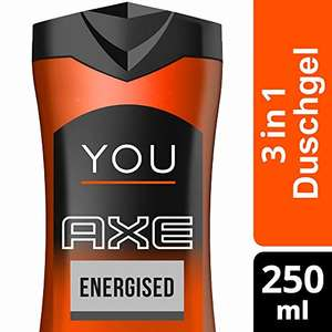 Axe Duschgel You Energised, 250 ml, 6er Pack (6 x 250 ml)