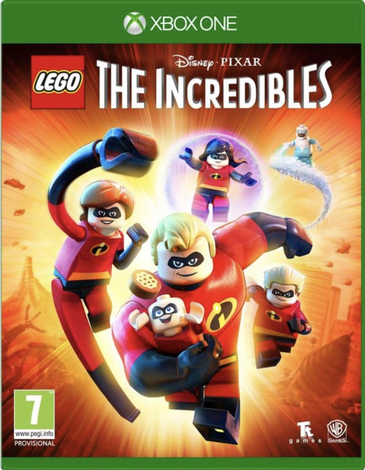 LEGO Die Unglaublichen für Xbox One
