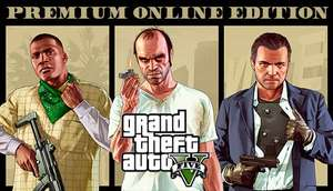 Grand Theft Auto V: Premium Online Edition (PC - Rockstar Games Social Club key)