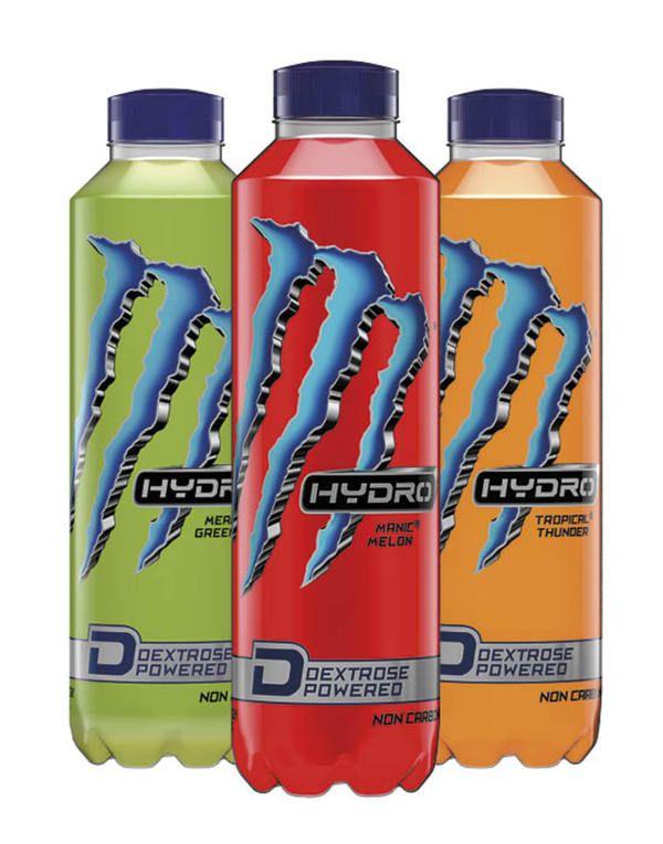 Monster Hydro Energy Drink