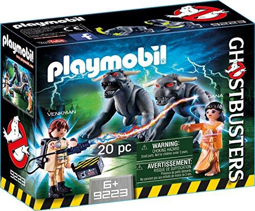 Playmobil 9223 - Venkman und Terror Dogs (Ghostbusters)