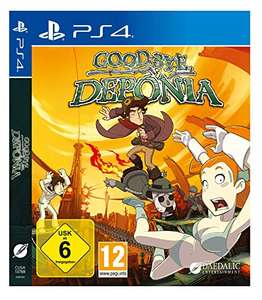 Goodbye Deponia (PS4)