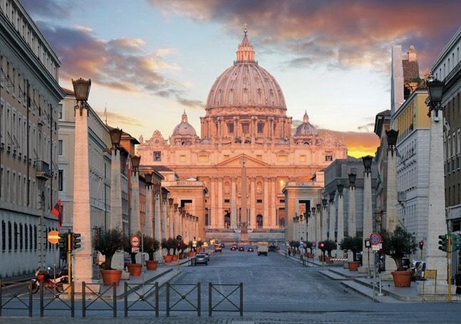 Nur € 88,— für 3 Tage Rom mit gut bewertetem 4*Hotel, Frühstück und Flügen ab Wien