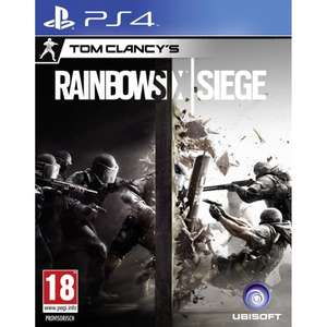 Tom Clancy's Rainbow Six Siege [PS4]