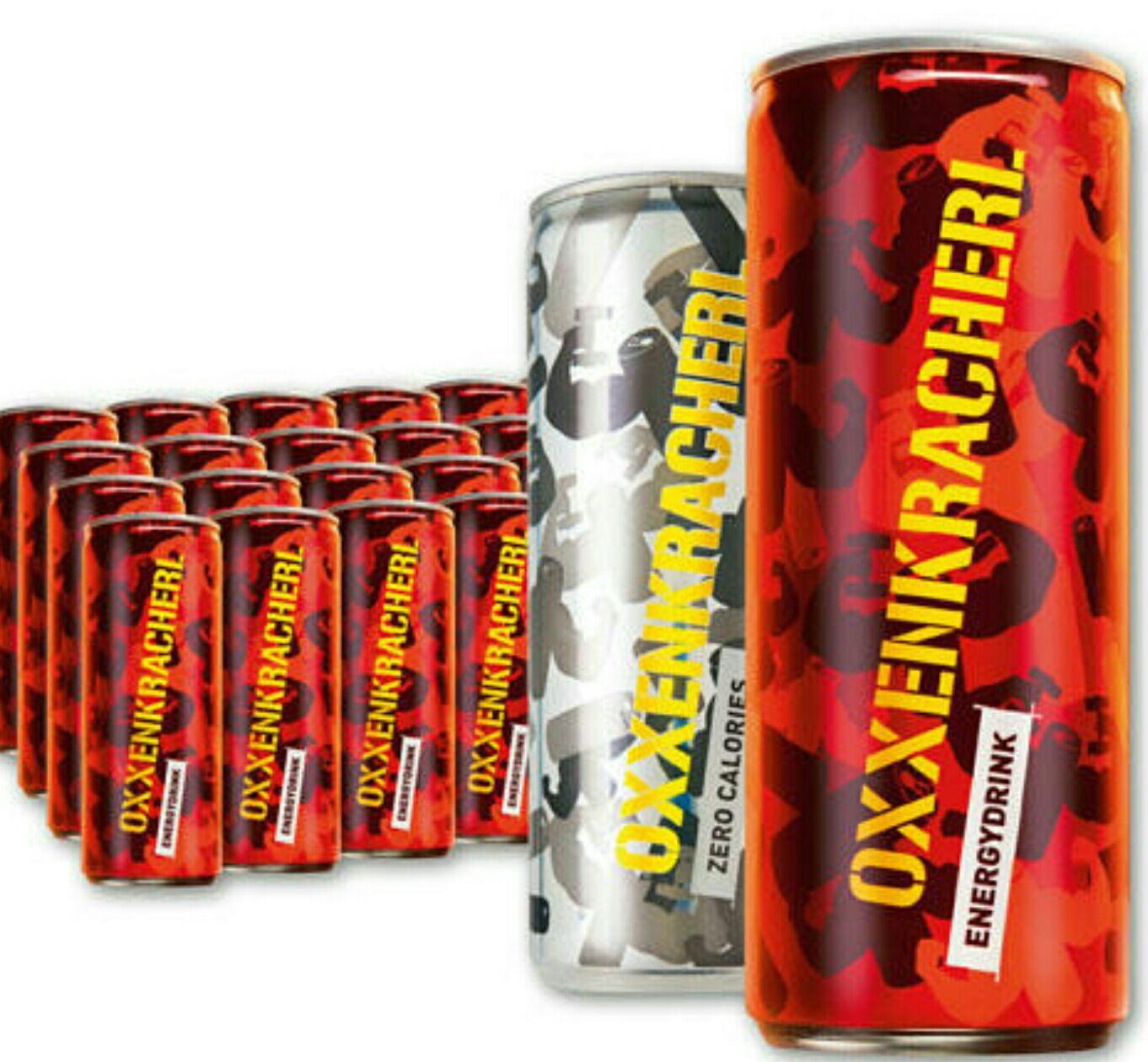 PENNY Oxxenkracherl Energy Drink um nur 0,22€ am Donnerstag 23.05.