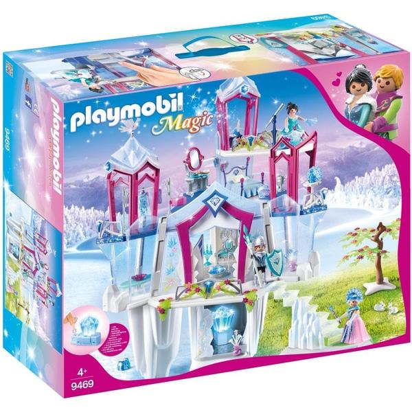 Amazon & SmithToys l  Playmobil Magic - Funkelnder Kristallpalast (9469)