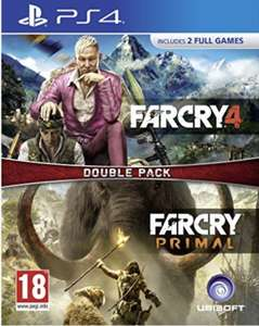 Far Cry 4 & Far Cry Primal Double Pack für PlayStation 4