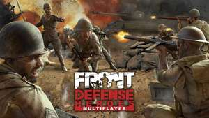 """GRATIS - PC Multiplayer Shooter für Virtual Reality - """"Front Defense Heroes"""""""