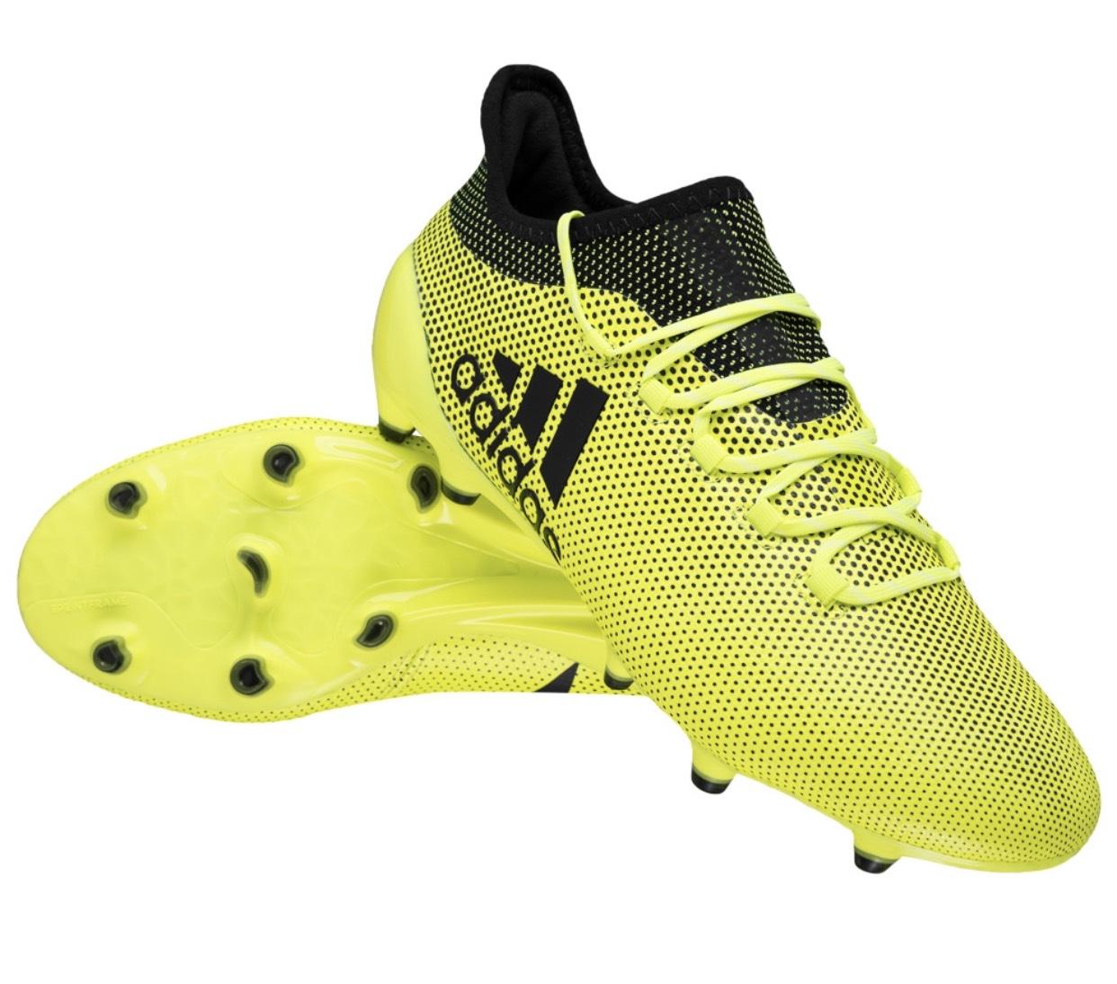 adidas TechFit X 17.1 FG Herren Fußballschuhe