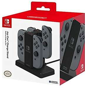 Hori Joy-Con Charge Stand - Offiziell lizensiertes Produkt (Switch)