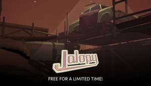 Jalopy gratis via Humble Bundle