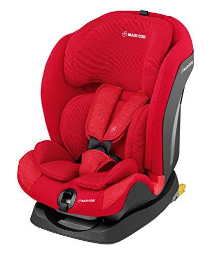 Maxi-Cosi Titan (ISOFIX, mitwachsender Kindersitz, Schlafposition, Gruppe 1/2/3 Autositz (9-36 kg))